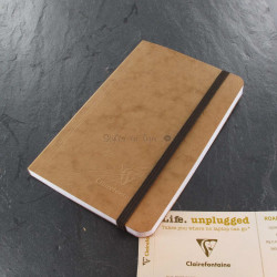 Carnet Petit Format Clairefontaine® Roadbook Havane