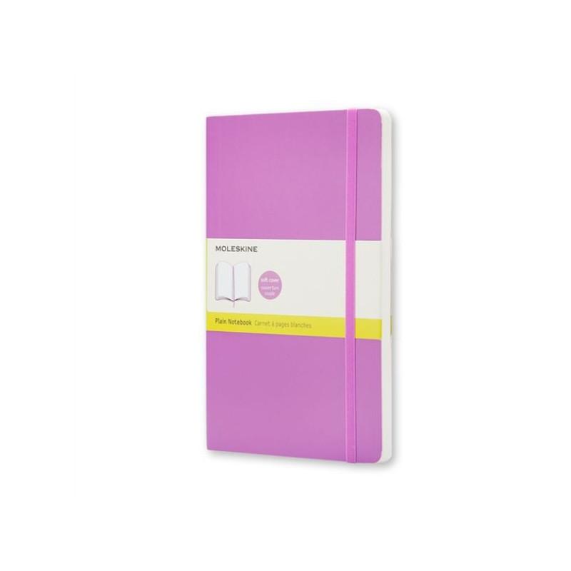 Carnet Moleskine® Souple Rose Pocket Uni