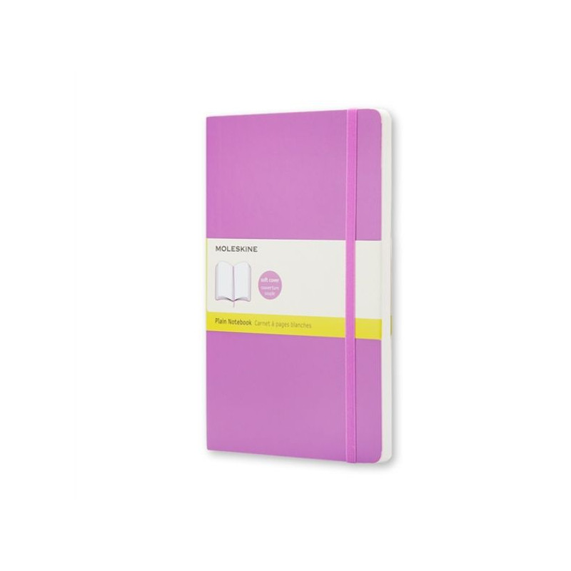 Carnet Moleskine® Souple Rose Pocket Uni