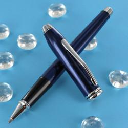 Stylo Roller Cross® Townsend Quartz Bleu