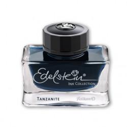 Flacon d'encre Bleue-Noire Tanzanite 50 ml Edelstein Pélikan®