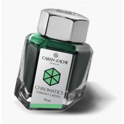 Flacon d'encre Verte-Vibrante 50 ml Caran D'Ache®