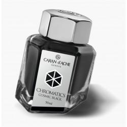 Flacon d'encre Noire-Cosmic 50 ml Caran D'Ache®