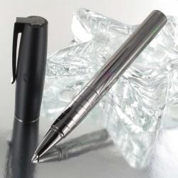 "Stylo Roller Faber Castell® ""Loom Gunmetal"" Brillant"