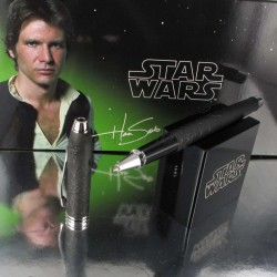 Stylo Roller Cross® Townsend Star Wars® Han Solo (convertible en Bille)