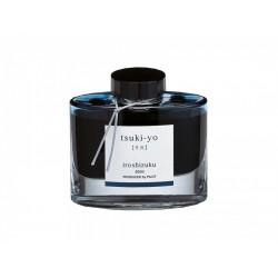 Flacon d'encre Bleue Tsuki-Yo 50 ml Iroshizuku Pilot®