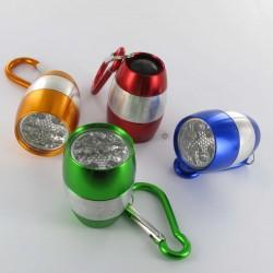 Mini Lampe Led + Porte Clé