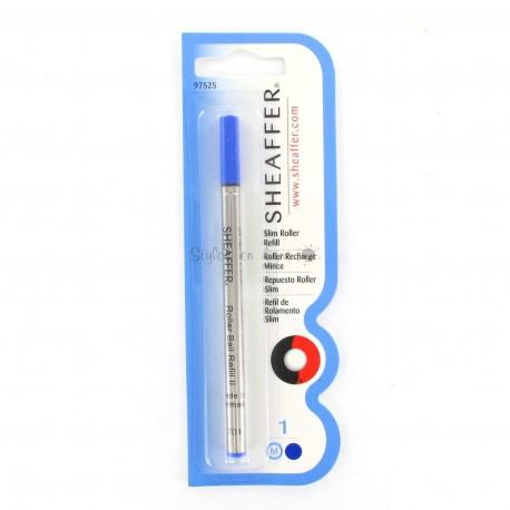 Recharge SHEAFFER Roller BLEUE
