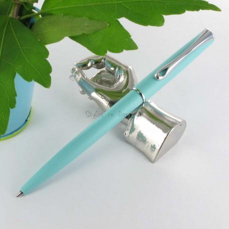 Stylo Bille Diplomat® Traveller Lapis Turquoise