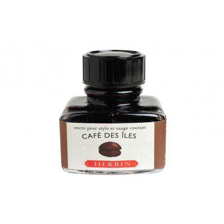 Flacon d'encre Café des Iles 30 ml J. Herbin®