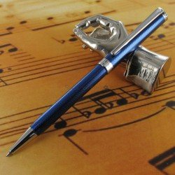 "Stylo Bille Sheaffer® ""Intensity"" Bleu Pointe Diamant"