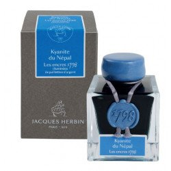 Flacon d'encre Kyanite du Népal 50 ml 1798  J. Herbin®