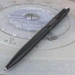 Stylo Bille Sheaffer® Reminder Clip Noir Mat