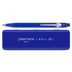 "Stylo Portemine 2 mm Caran d'Ache® 849 ""Klein Blue"""