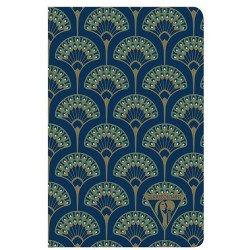 Carnet Clairefontaine® Néo Déco Bleu Paon