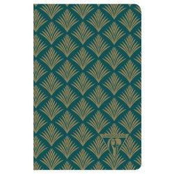 Carnet Clairefontaine® Néo Déco Vert Végétal