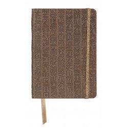 Carnet Clairefontaine® Rigide Egypte Hiéroglyphes