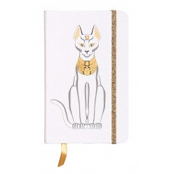 Carnet Clairefontaine® Rigide Egypte Chat