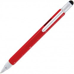 Stylo Bille Monteverde Tool Pen Rouge