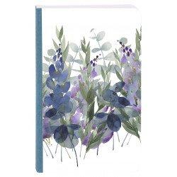 Carnet broché Clairefontaine® Quintessence Fleurs