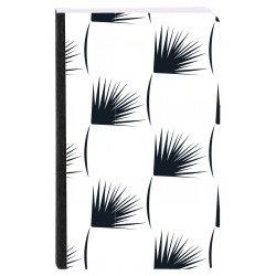 Carnet broché Clairefontaine® Kenzo Blanc et Noir