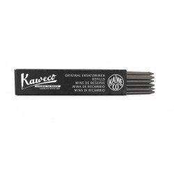 Recharges 6 Mines Kaweco (3,2 mm) pour portemine