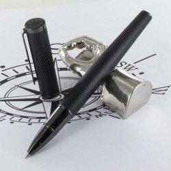 Stylo Roller Hugo Boss® Formation Herringbone Gun