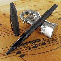 Stylo Roller Cross® Century II Diamant Noir