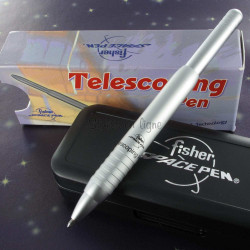 "Stylo Bille Fisher Space Pen® ""Télescopique"" Satiné"