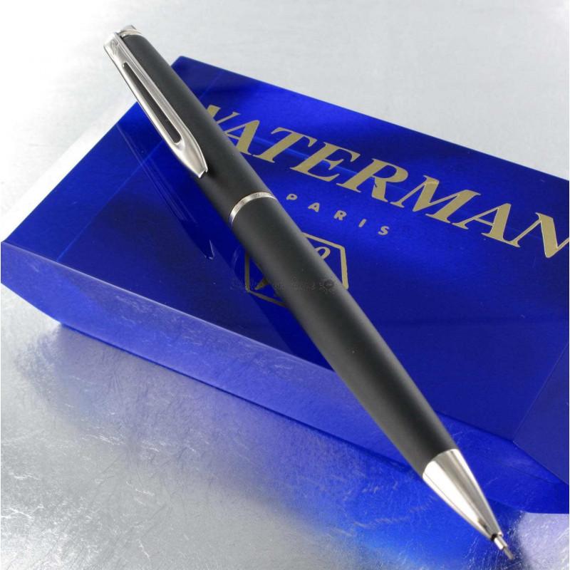 Portemine WATERMAN® Hémisphère Noir Mat CT