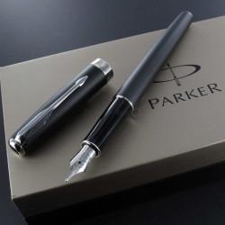 Stylo Plume M PARKER® Sonnet Noir Mat CT
