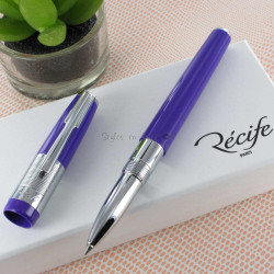 Stylo Roller Recife® Riviera Baby Press Violet