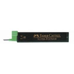 Lot de 10 étuis de 6 Mines 1,4 mm B Faber-Castell®