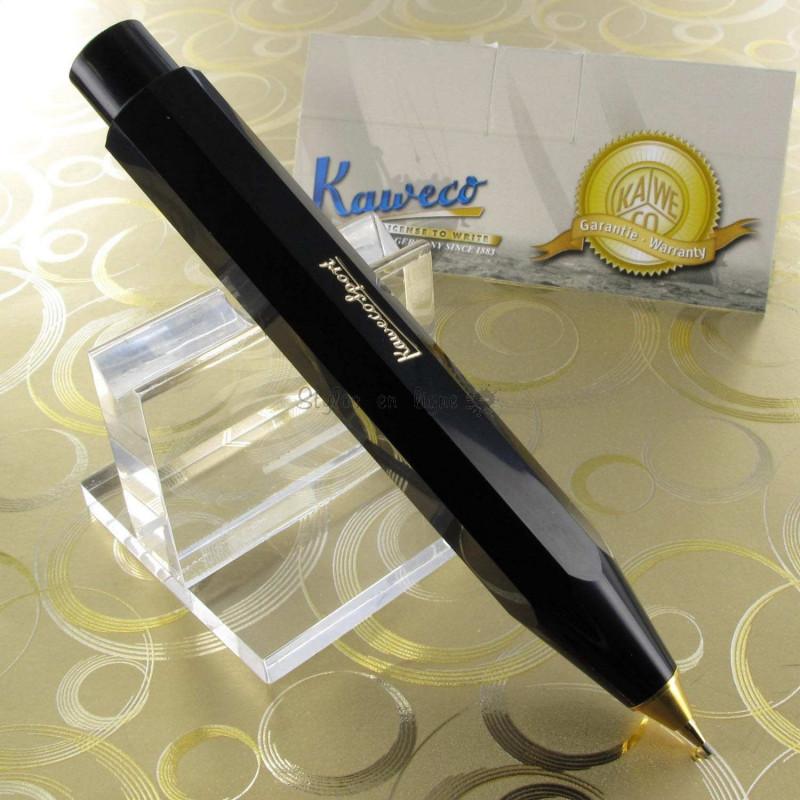 Portmemine rétractable 0,7 mm Kaweco® Classic Sport Noir